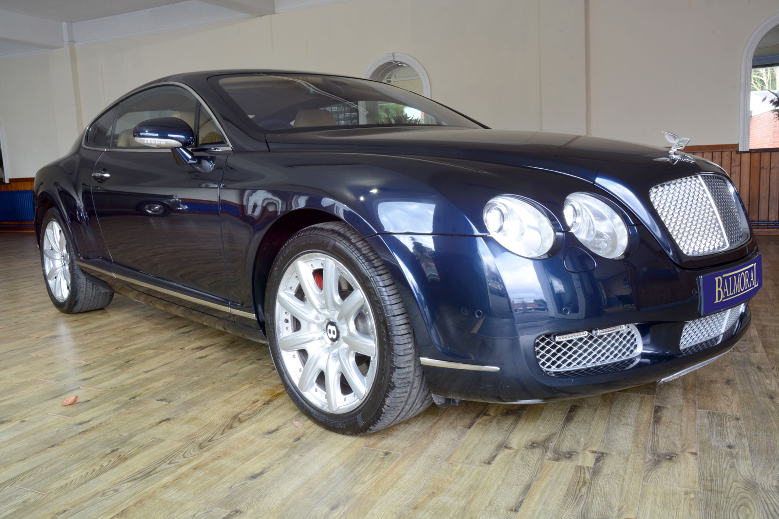 2005 MY Bentley Continental GT