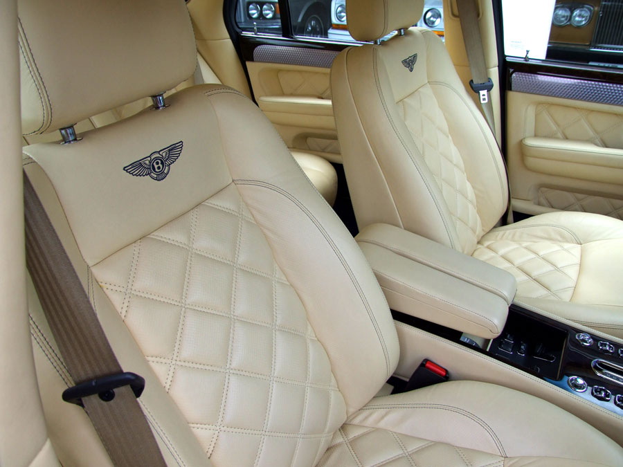 2005 Model Bentley Arnage T