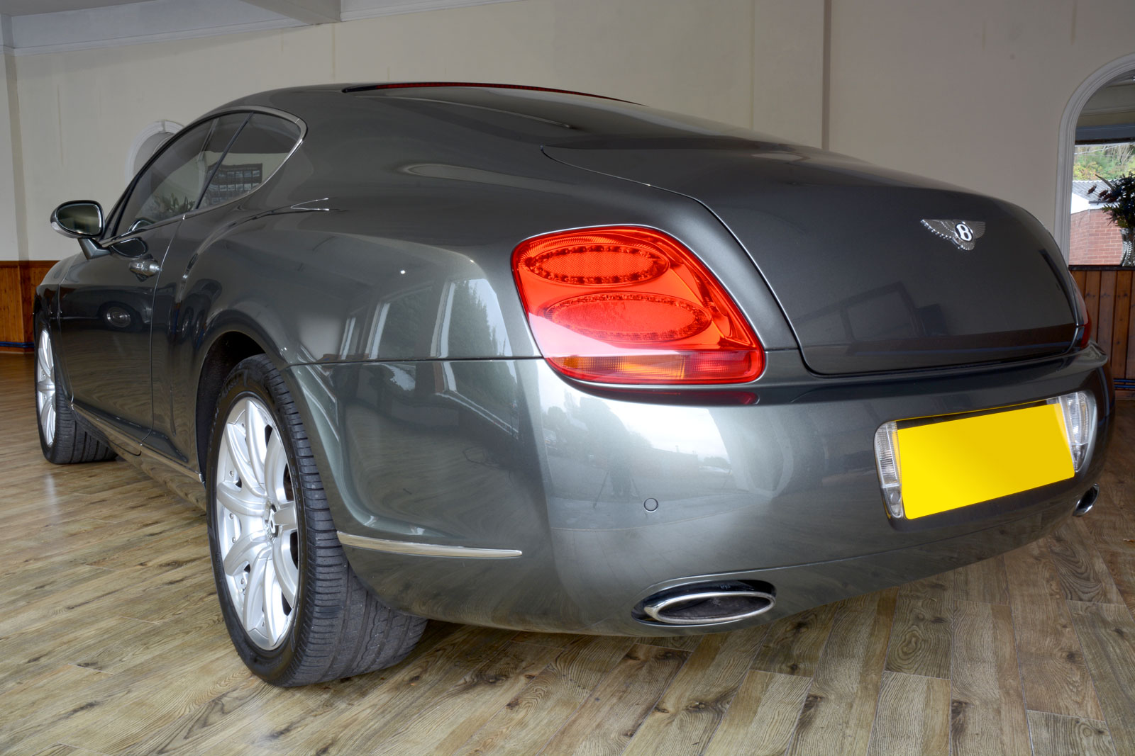 2006 MY Bentley Continental GT