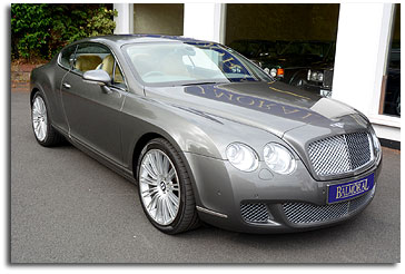 Bentley Eight