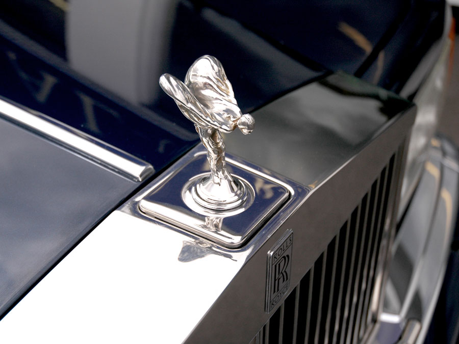 1996 Model Rolls-Royce Silver Spirit III