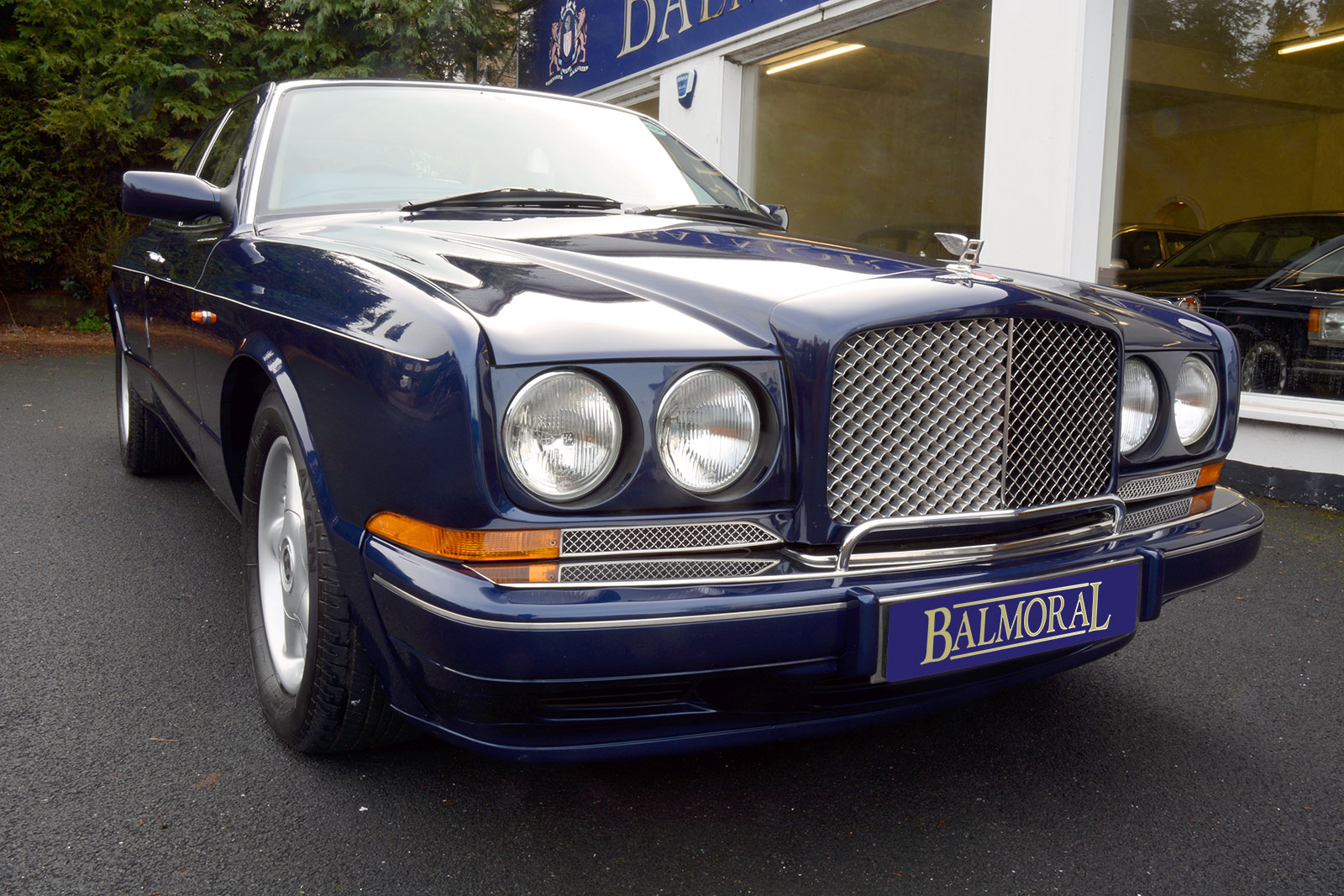 1997 Bentley Continental R