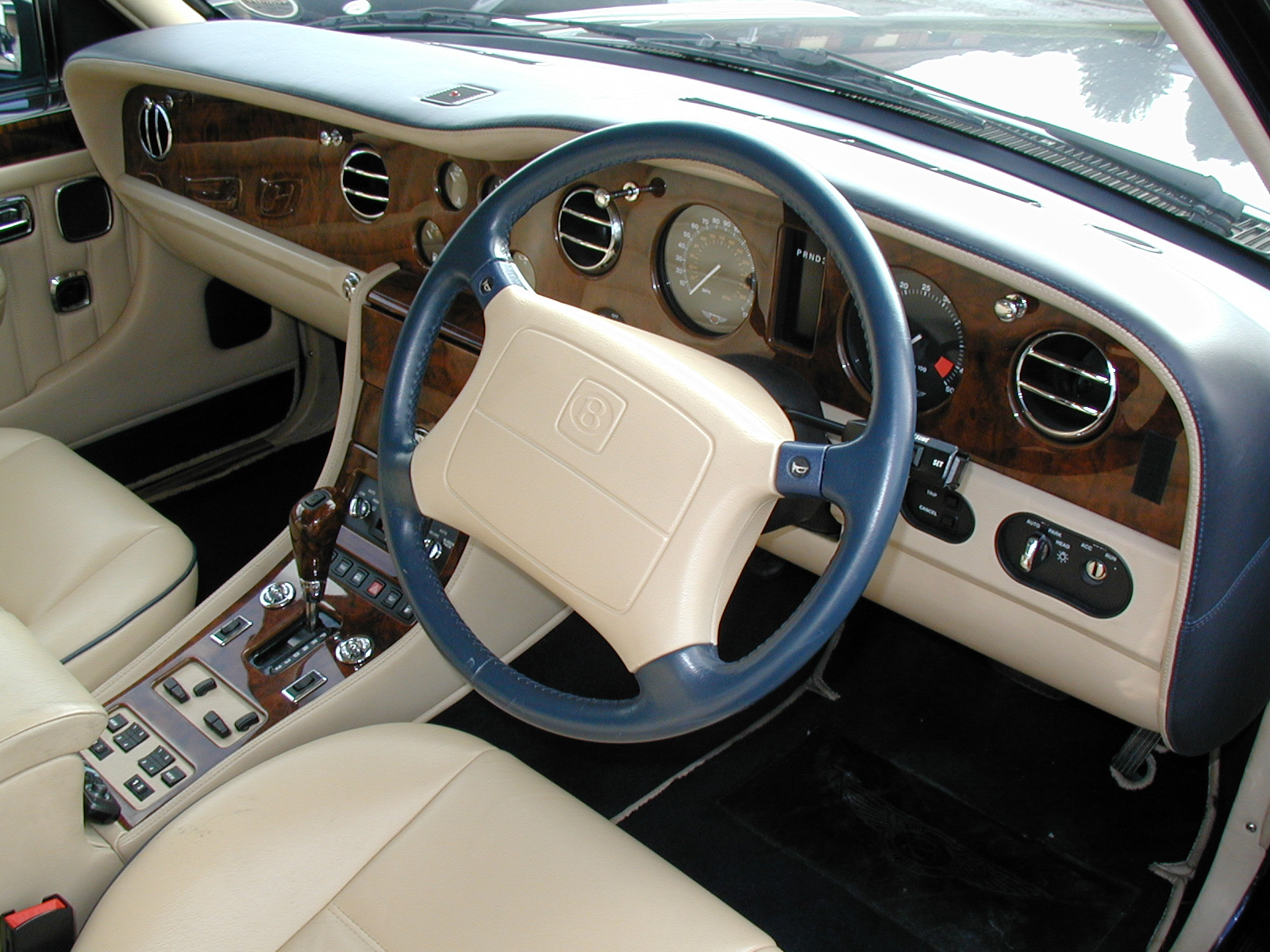 1997 Model Bentley Turbo RL