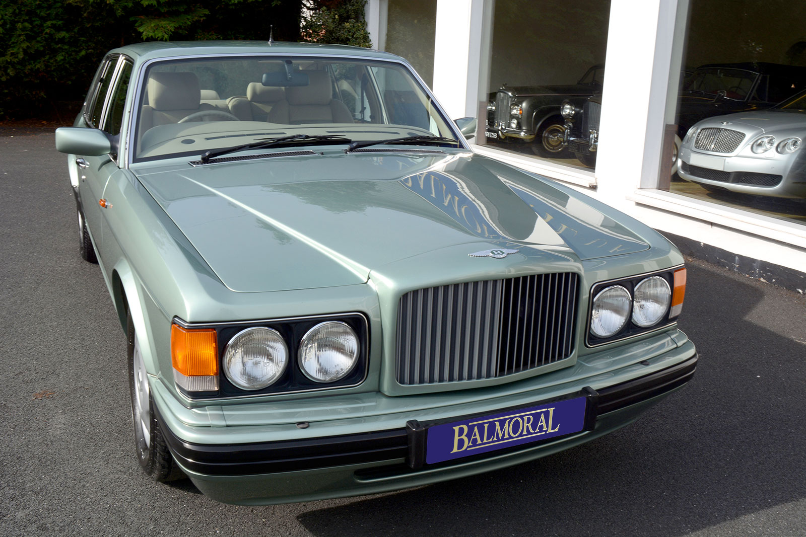 1997 Bentley Brooklands LPT