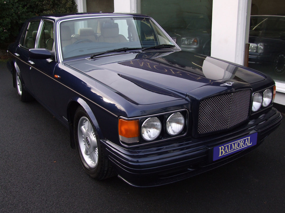 1998 Model Bentley Brooklands R
