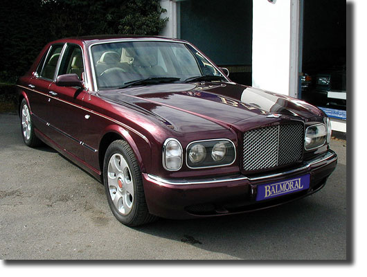 2000 bentley arnage red label. Black Bedroom Furniture Sets. Home Design Ideas